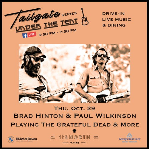 Brad Hinton & Paul Wilkinson Play the Grateful Dead + More!