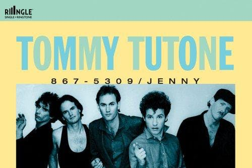 """Tommy Tutone """"8675309"""" & The M80's"""