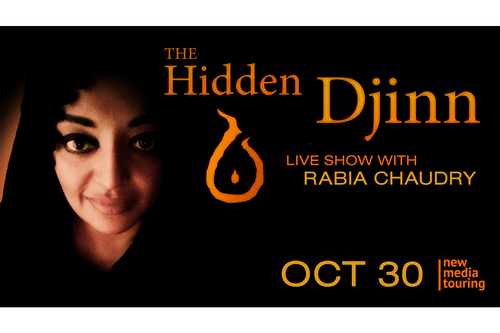 The Hidden Djinn Live Show with Rabia Chaudry Livestream