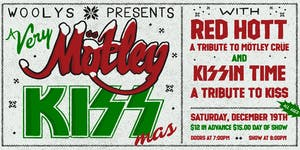 Red Hott: A Tribute To Mötley Crüe & Kissin Time: A Tribute To Kiss