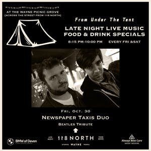 Newspaper Taxis Duo (Beatles Tribute) - Tailgate Under The Tent Series
