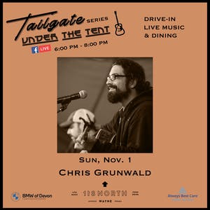 Chris Grunwald - Tailgate Under The Tent Series