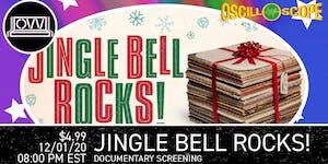 Oscilloscope Tuesday Takeover x OVV: Jingle Bell Rocks!