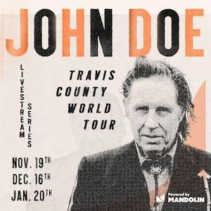John Doe Livestream Series - Show #3