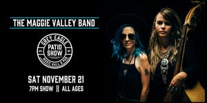 PATIO SHOW: The Maggie Valley Band