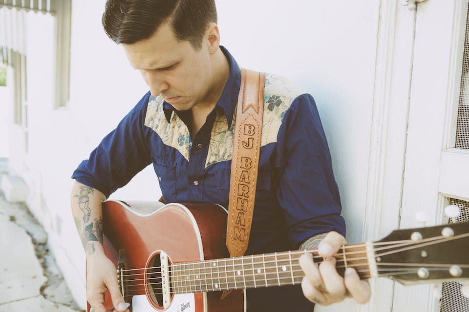 BJ Barham (of American Aquarium)
