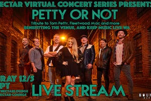 NVCS  presents PETTY OR NOT (Tom Petty & Fleetwood Mac Tribute)