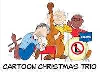 Cartoon Christmas Trio