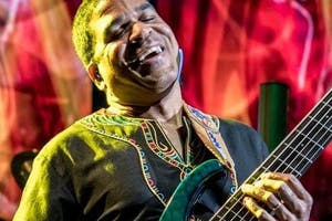 AN EVENING WITH OTEIL BURBRIDGE TRIO - NIGHT ONE