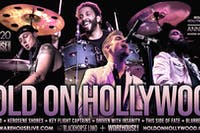 HOLD ON HOLLYWOOD - 6th ANNIVERSARY SHOW