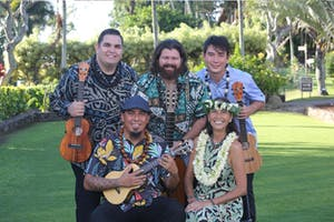 Slack Key Show Thanksgiving Special- Live Stream from the  Napili Kai