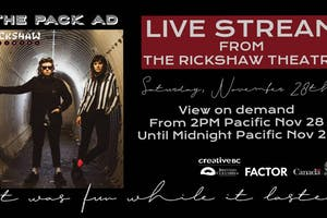 The Pack AD Live from Rickshaw Theatre