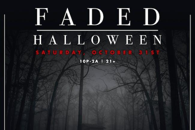 Faded Halloween