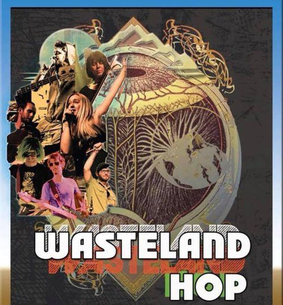 Wasteland Hop -- Late Show