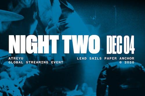 ATREYU: Lead Sails Paper Anchor Livestream Concert