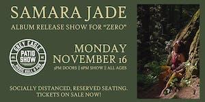 PATIO SHOW: Samara Jade Album Release Show