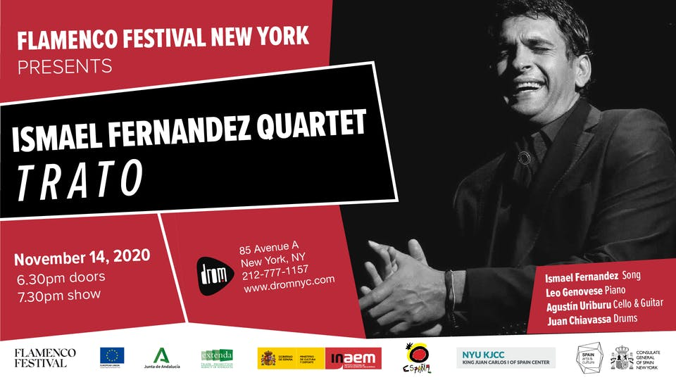 Dinner with / LS: Flamenco Festival New York:
