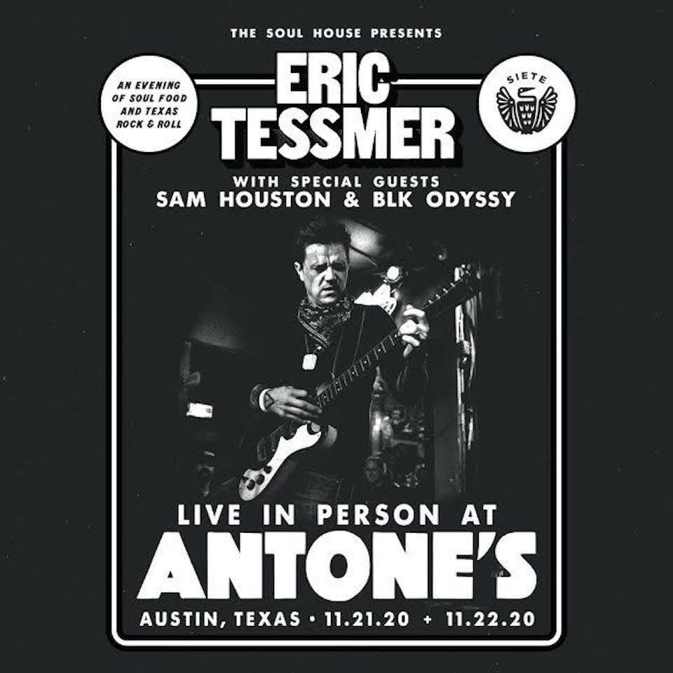 Eric Tessmer w/ Sam Houston & BLK ODYSSY