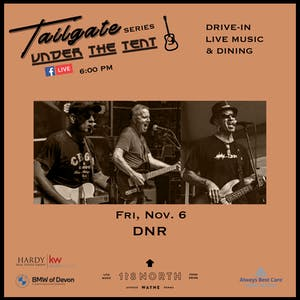 DNR  - Tailgate Under The Tent Series