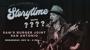 Jamie Lin Wilson's Storytime with guest ??????