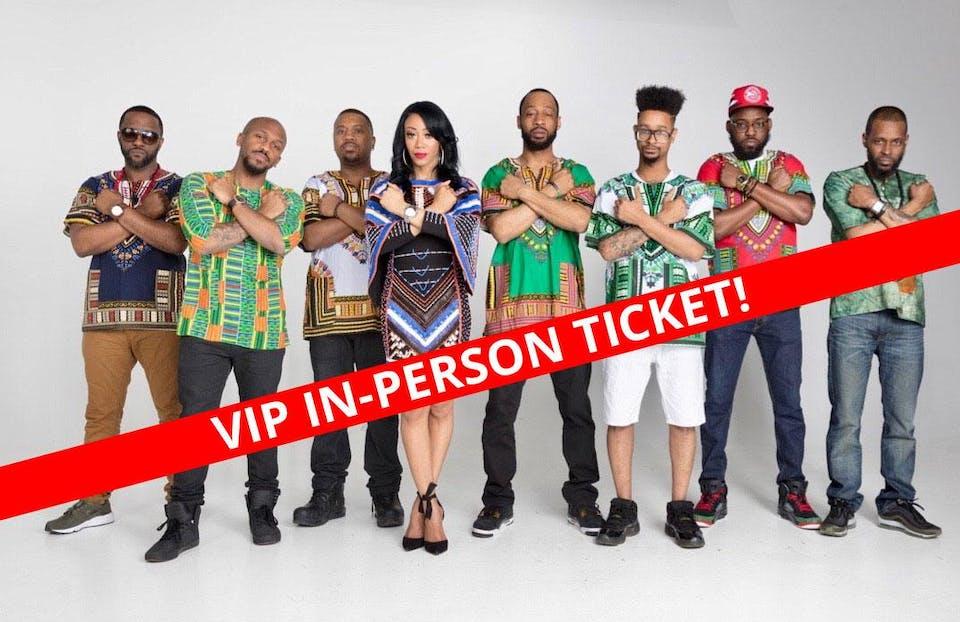 VIP In-Person - Sirius Company