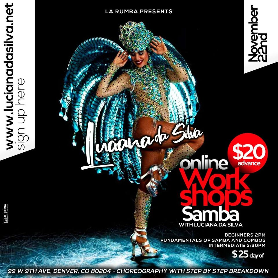 Brazilian Samba Workshops