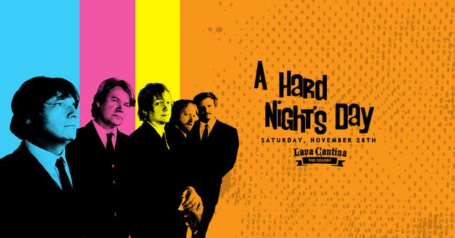 Hard Night's Day [4-Ticket Minimum for a Table]