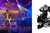 NYE w/ Vegas Stars & Hip Hop Hooray | 80's, 90's & todays hits COVER BAND