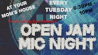 Open Jam Mic Night 12/29
