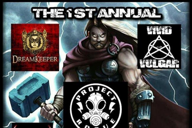 1st Annual Thunderfest