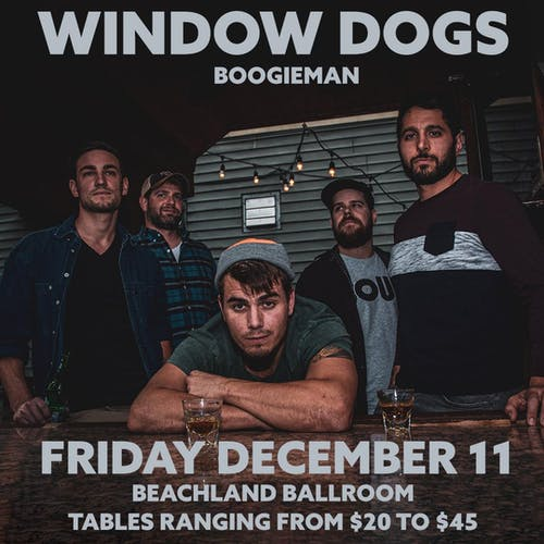 Window Dogs • Boogieman