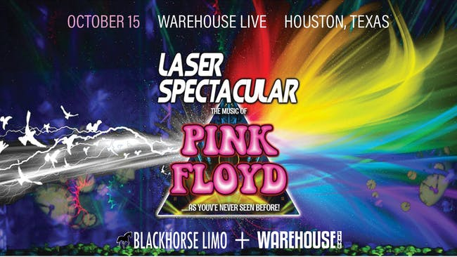 THE PINK FLOYD LASER SPECTACULAR