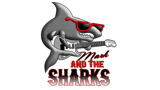 Mark & The Sharks doing the music of The Allman Brothers