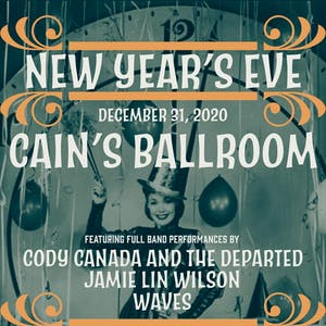 New Year's Eve with Cody Canada & The Departed