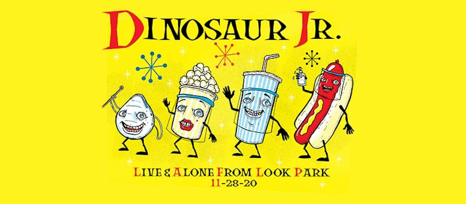 Dinosaur Jr. (live stream)