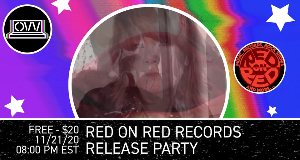 Red on Red Records Launch Party x OVV