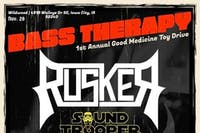 Bass Therapy ft. Rusker, Soundtrooper, TdotA10 & More