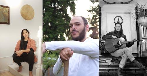 POSTPONED: VIRTUAL SHOW: Saroon (release) * Ezza Rose * Faustina Masigat