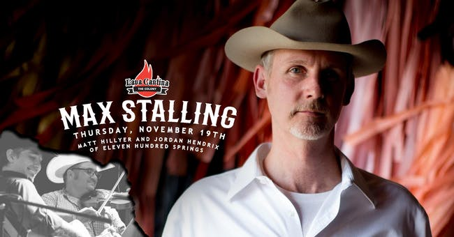 Max Stalling - Live in Concert [Limited Seating]