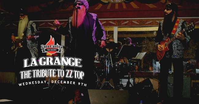 La Grange the Tribute to ZZ Top [4-Ticket Minimum for a Table]