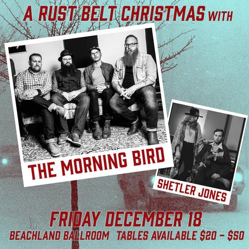 The Morning Bird • Shetler Jones