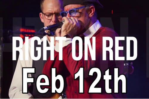 Right on Red (Kansas City's premier party band)
