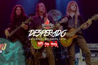 Desperado - Eagles Tribute [4-Ticket Minimum for a Table]