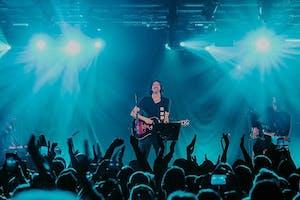 Snow Patrol 2021 Acoustic Tour