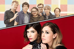 Wilco + Sleater-Kinney: It's Time - Summer 2021 Tour