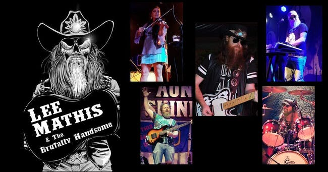 Lee Mathis & the Brutally Handsome