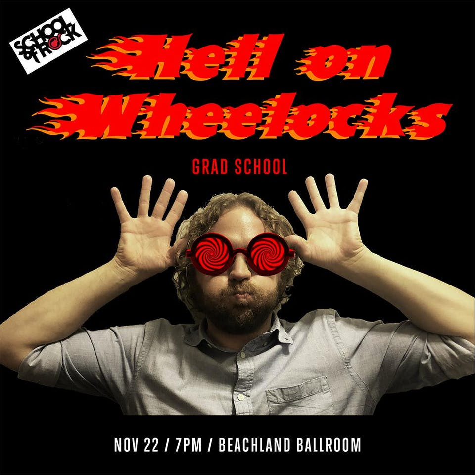 School of Rock: Hell on Wheelocks