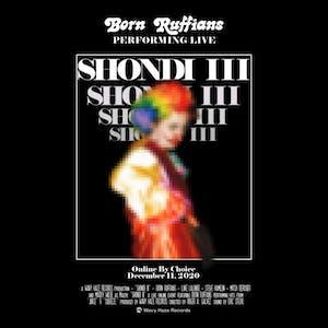 Born Ruffians - Shondi Festoon 3 - Livestream show