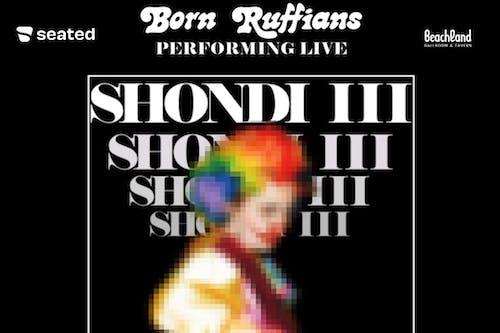 Born Ruffians Livestream