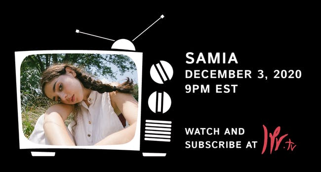 Samia Livestream